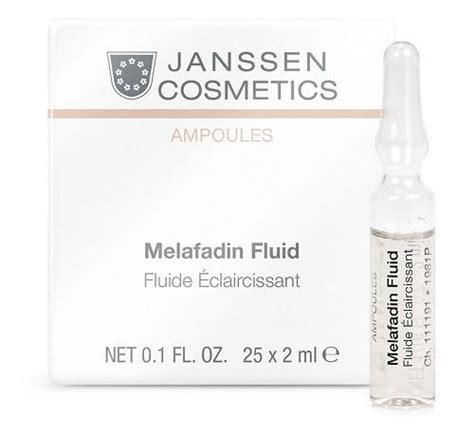 Serum Wajah Janssen Melafadin Fluid melafadin fluid