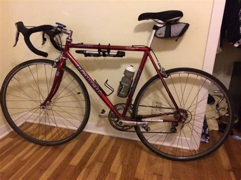 cagnolo cassette 11 speed bianchi trofeo road bike for sale