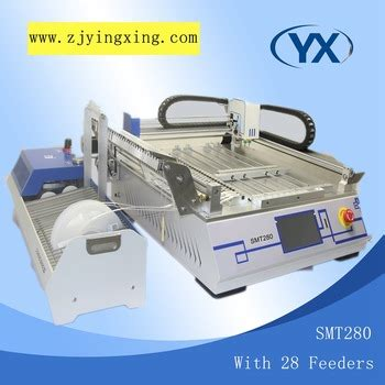 smt280 ic electronic component automated assembly line