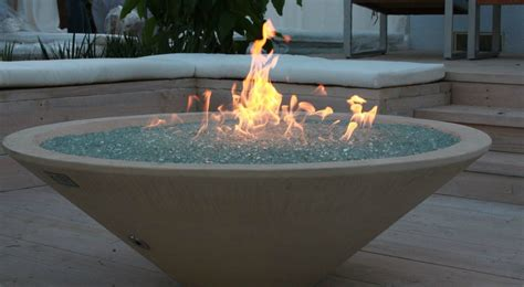The Warming Beauty Of Fire Pit Glass Rocks The Latest Pit Glass