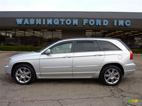 2005 Chrysler Pacifica Limited by 2005 Chrysler Pacifica Limited Awd In Bright Silver