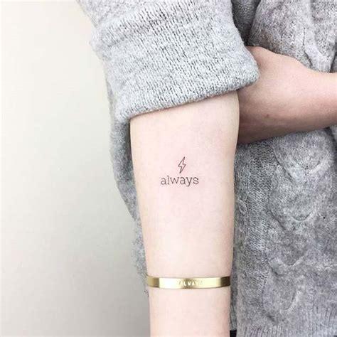 tiny harry potter tattoos 11 more awesome small ideas for crazyforus