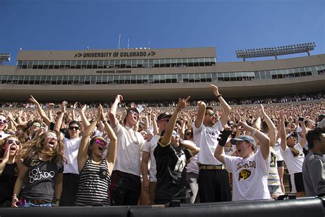 Cu Denver Vs Cu Boulder Mba by Colorado Football S Patience With Macintyre Leads To Bowl