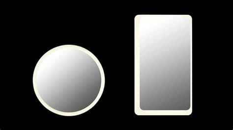 led spiegelle led spiegel hewi gelijkmatige verblindingsvrije