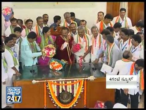 manjunath reddy is the new mayor for bangalore   bbmp