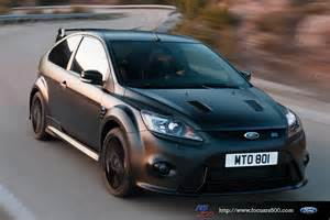 ford focus rs500 officially revealed high res photos and