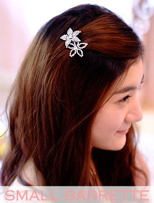 medium hair styles with barettes crystal bridal hair barrettes barrettes for weddings