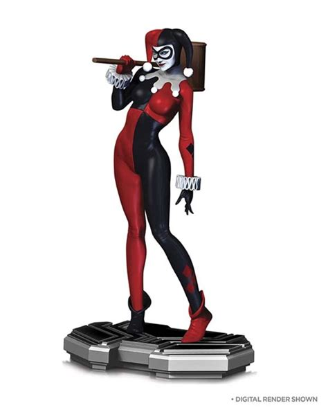 Sale Mainan Figure Harley Quinn Dc Comics Designer Series Derw dc collectibles solicits mask of the phantasm dc icons