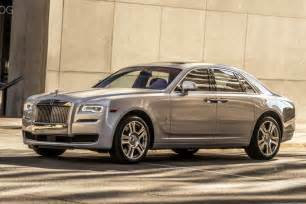 Rolls Royce Ghosy 2015 Rolls Royce Ghost Series Ii Test Drive Review