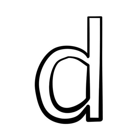 Letter D Icon #114562 » Icons Etc