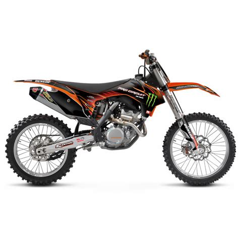 Ktm 65 Graphics Ktm Graphic Kit Ktm 65 Sx 09 13