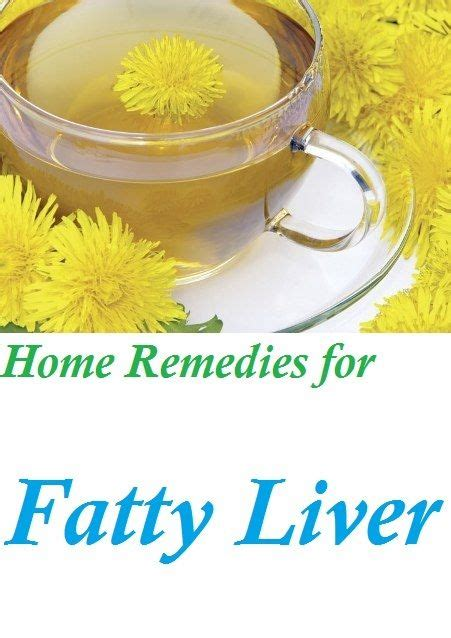 Detox Tea For Fatty Liver by Fatty Liver Is Nothing But Accumulation Of In