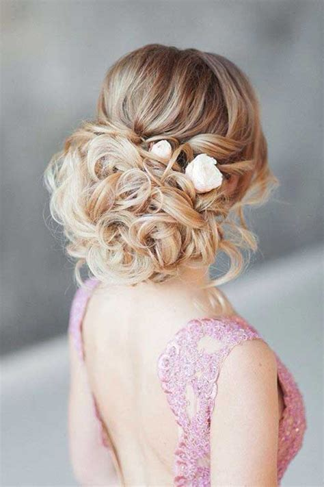 Wedding Hairstyles Updo by 20 Updo Hairstyles For Wedding Hairstyles 2017 2018