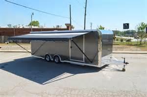 intech aluminum trailers aluminum trailers for sale