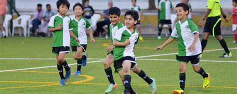 best soccer schools the football academy