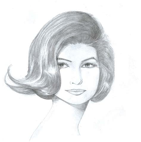 drawing of bob hair drawing of bob hair hairs on pinterest michelle williams