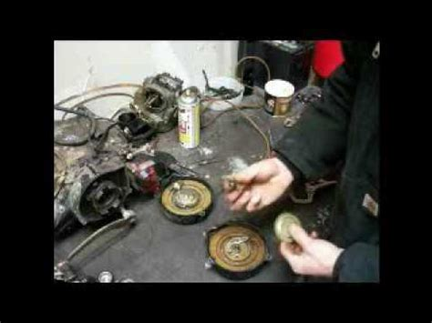Suzuki Lt50 Pull Start Repair How To Fix Pull Start Recoil And Rope Replacement