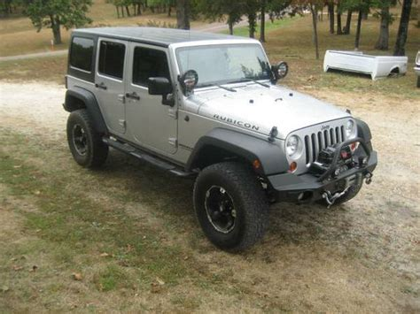 2012 Jeep Wrangler Unlimited Rubicon For Sale 2012 Jeep Wrangler Unlimited Rubicon For Sale In