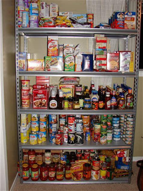 shelf reliance thankful for food storage