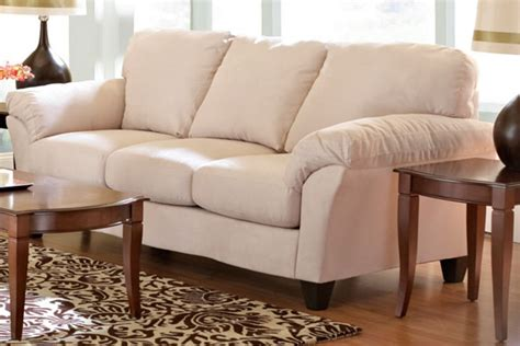 microsuede sofa and loveseat libra microsuede sofa loveseat 51 quot tv with console