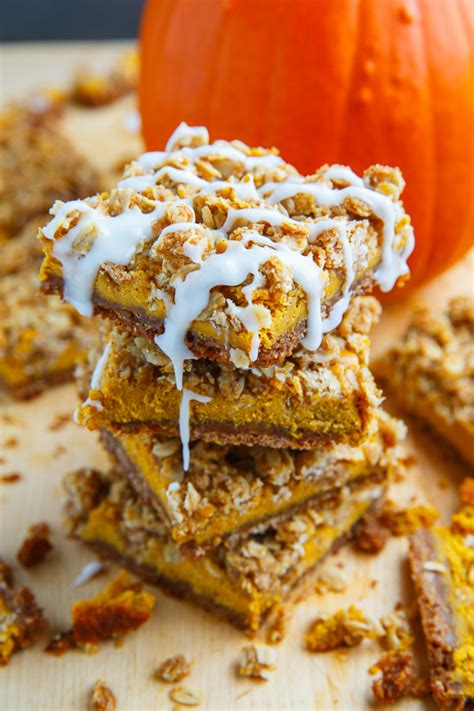 Pumpkin Bars With Streusel Topping by Pumpkin Cheesecake Gingersnap Streusel Bars On Closet Cooking