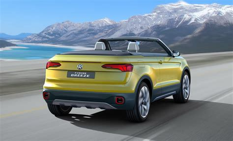Used Volkswagen Suv by Volkswagen Working On New Suv Based On The Polo Dubai