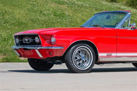 1967 ford mustang gta convertible 1 of 559 produced with this paint and trim for sale photos classic 1967 ford mustang gta convertible 390 v8 power steering and brakes for sale detailed