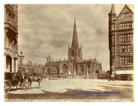 Sheffield Records The Sheffield Indexers Parish Church Cathedral Photos