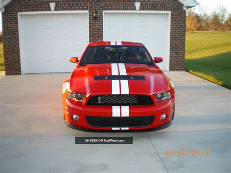 2012 mustang gt recaro seats 2012 mustang shelby gt500 w performance package w