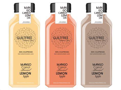 desain label minuman botol sribu desain label desain label untuk produk juice