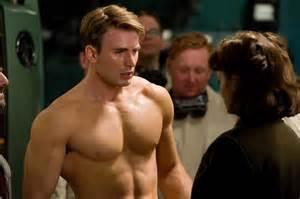 Lucas Barnes Basketball Chris Evans Captain America The First Avenger Filmofilia