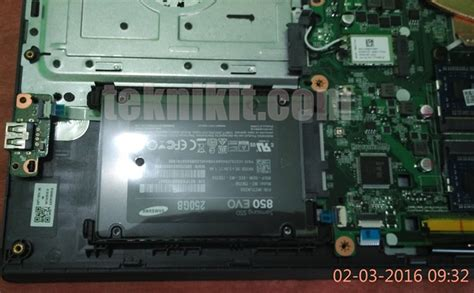 Disk Caddy Hdd Caddy Untuk Acer Aspire 4352 modif laptop acer aspire e5 552g pasang ssd hdd caddy