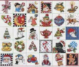 mary engelbreit ornaments counted cross stitch kit diy