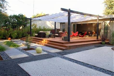 pergola stoff pergola beschattung sonnenschutz im garten und im hinterhof