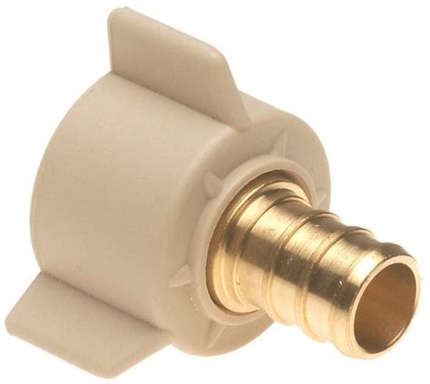 Fpt Plumbing by Apollo Valves Apxfb1212s Swivel Pipe Adapter 1 2 In Pex