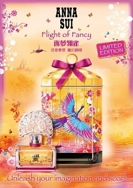 Parfum Original Sui Fight Of Fancy For Edp 12ml Vial deluxe sui flight of fancy