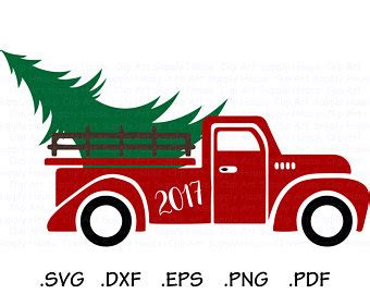 christmas jeep silhouette digital download svg png farm fresh christmas trees merry