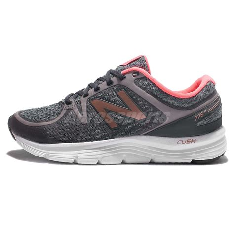 grey and pink new balance sneakers new balance w775rg2 d wide cush grey pink womens running