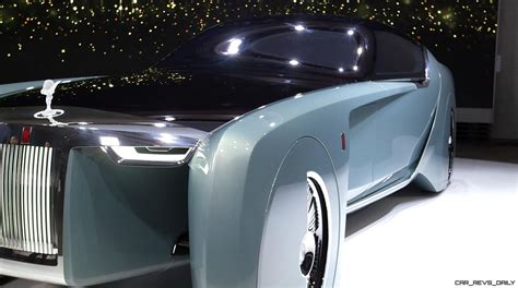 future rolls royce 2016 rolls royce concept 103ex lands in california 187 car