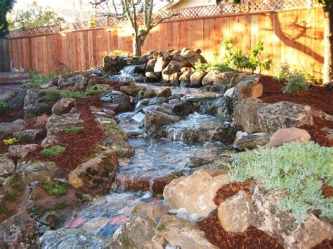 backyard pondless waterfalls 49 best images about llllllll on pinterest backyard