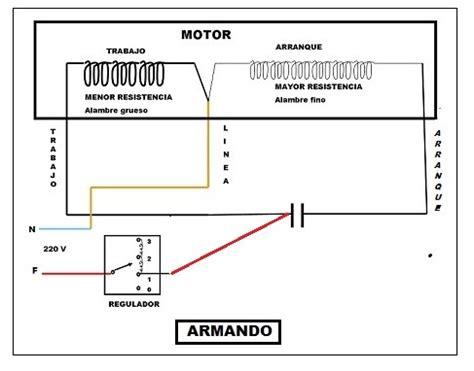 solucionado conexion de motor ventilador de techo 4
