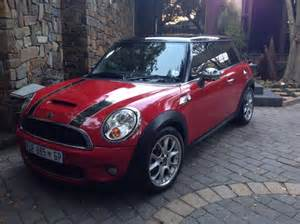 Mini Cooper For Sale In Archive 2009 Mini Cooper S For Sale Parktown Co Za