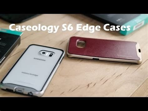 Caseology For Samsung Galaxy S6 Edge Pink caseology samsung galaxy s6 edge review