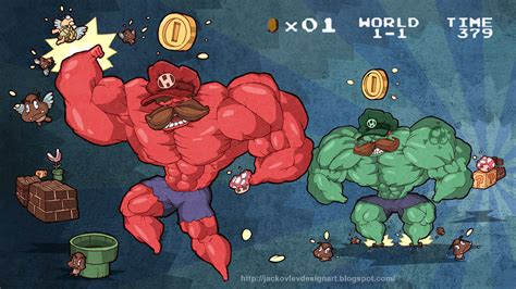 imagenes epicas mario super hulk bros by lost angel less on deviantart