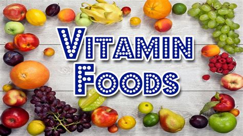supplements for food best foods for vitamins a to k nutrition diet sources 13 vitamins your needs
