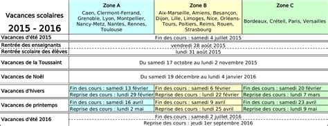 Cong S Scolaires 2016 2017 Calendrier 2014 Cong 195 169 S Scolaires