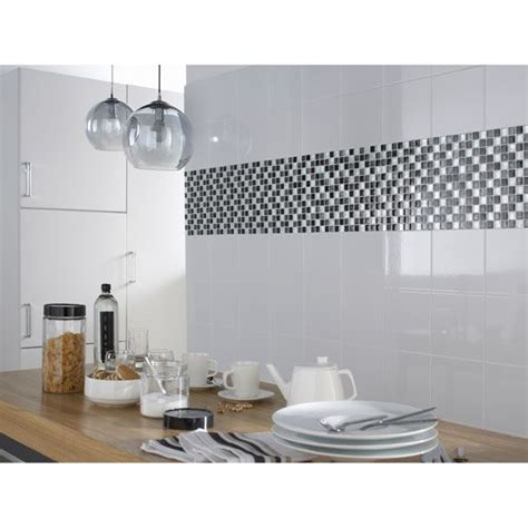 Faience Cuisine Moderne Grise by Carrelage Mural Et Fa 239 Ence Pour Salle De Bains Et Cr 233 Dence