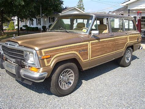 1988 Jeep Grand Wagoneer For Sale 1988 Jeep Grand Wagoneer For Sale Denton Carolina