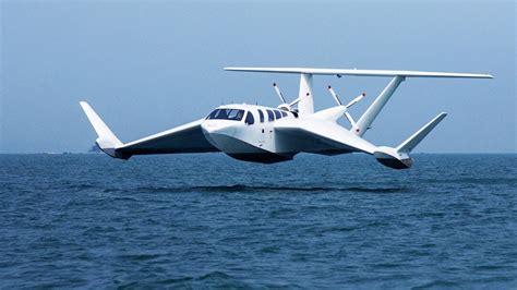 flying boat tube video airfish 8 flying marine craft youtube