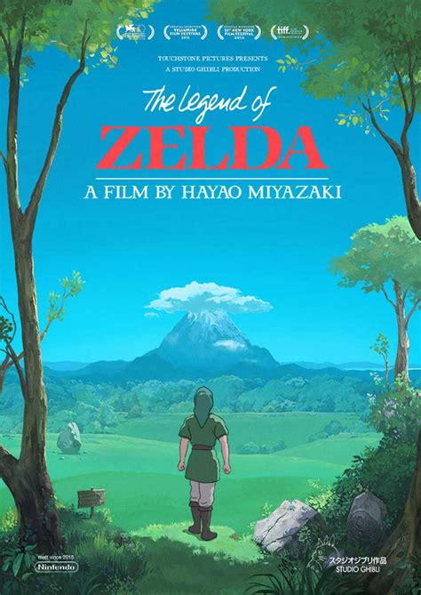 ghibli new film 2015 what if hayao miyazaki made a zelda film filmfad com